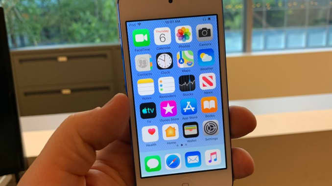 IPod touch review: Believe it or not, using it is a lot of fun