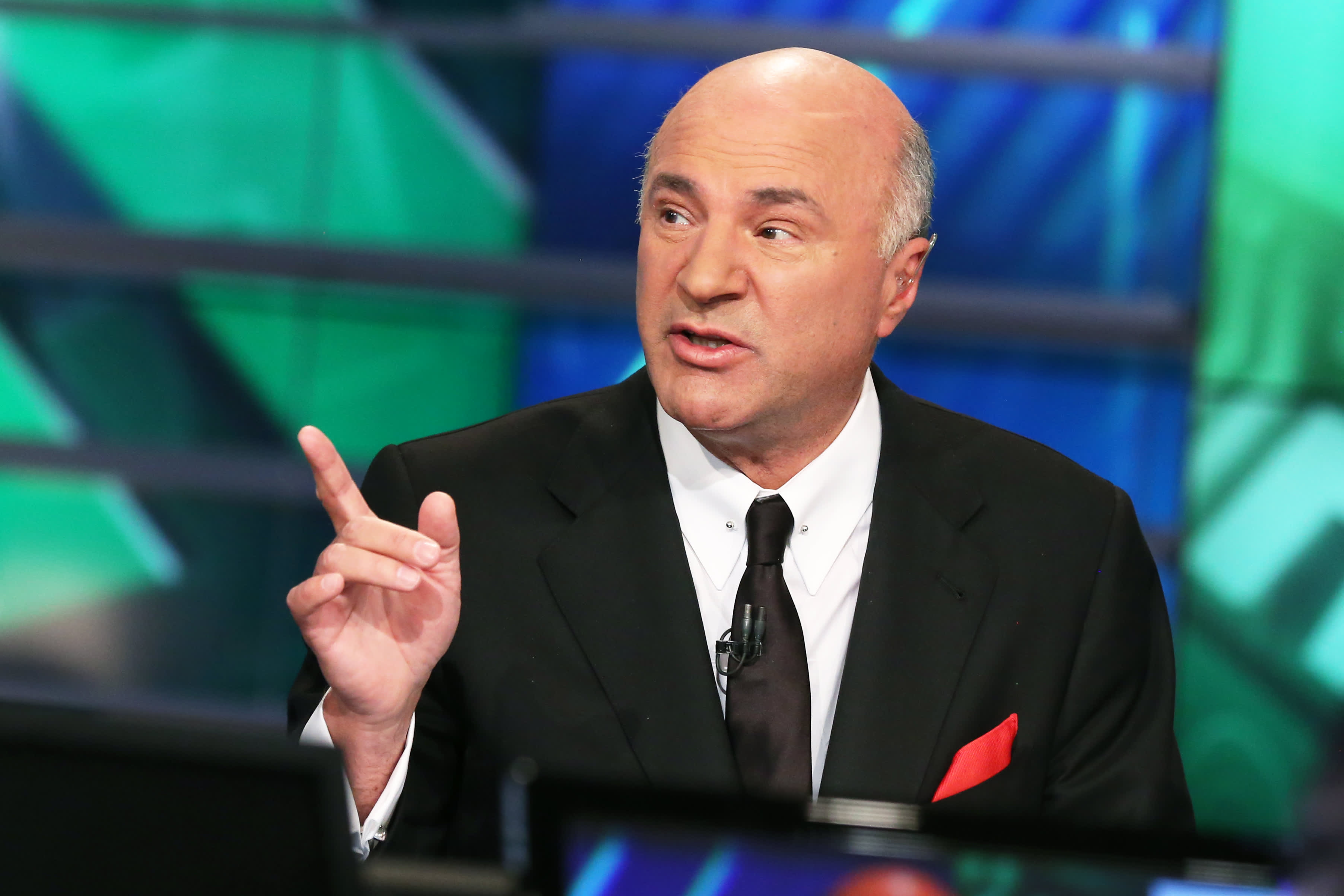 Kevin O'Leary: This is the age when you should have at least $100,000 saved