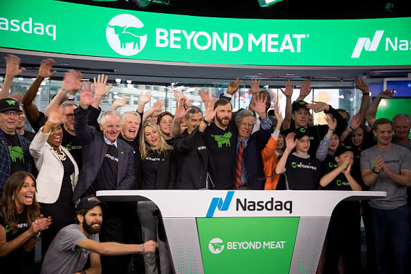 Stocks making the biggest moves after hours: Beyond Meat, Zoom Video, DocuSign and more
