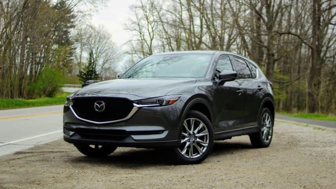 2019 Mazda Cx 5 News Upgrades Price >> Review Mazda S Cx 5 Signature Tries For A Luxury Ride