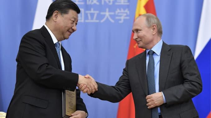 Kina i Rusija potpisali zajedničko istraživanje Mjeseca i stvaranje baze 105954723-1559908164675gettyimages-1148413772