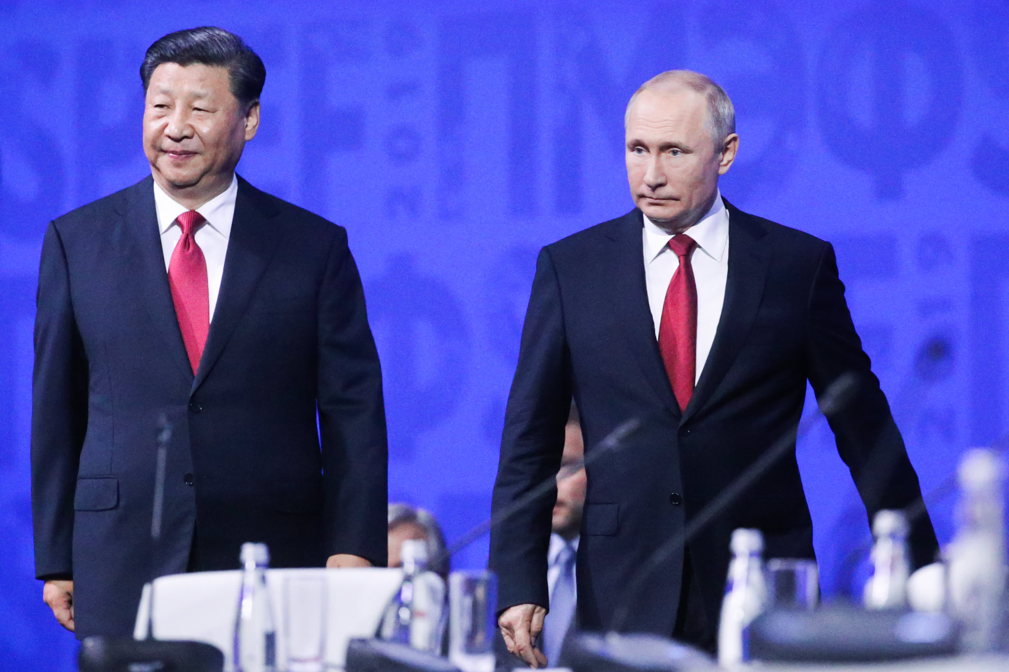 China-Russia cooperation may be Biden's biggest challenge
