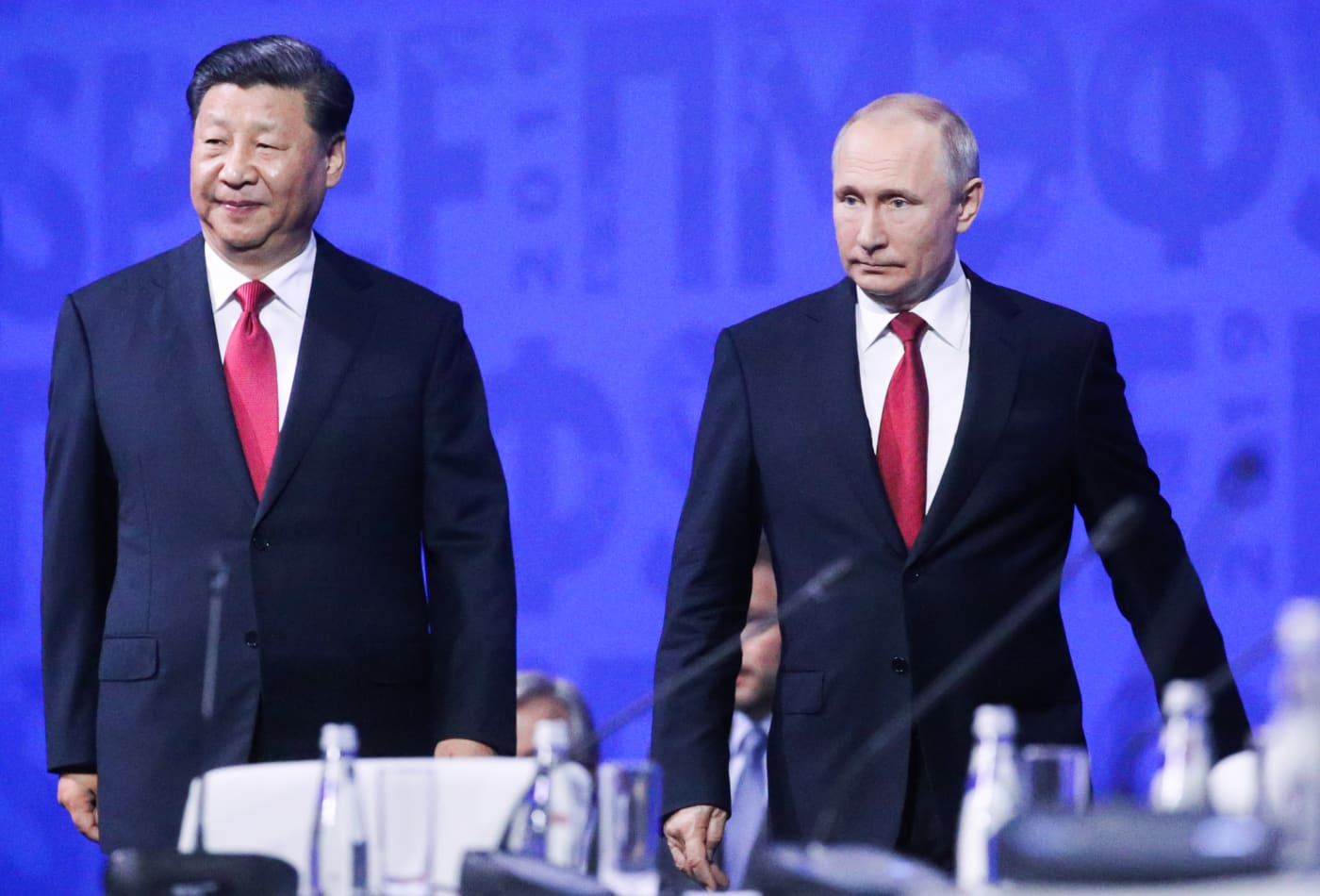 Op-ed: China, Russia deepen cooperation in what could be Biden's defining challenge as president