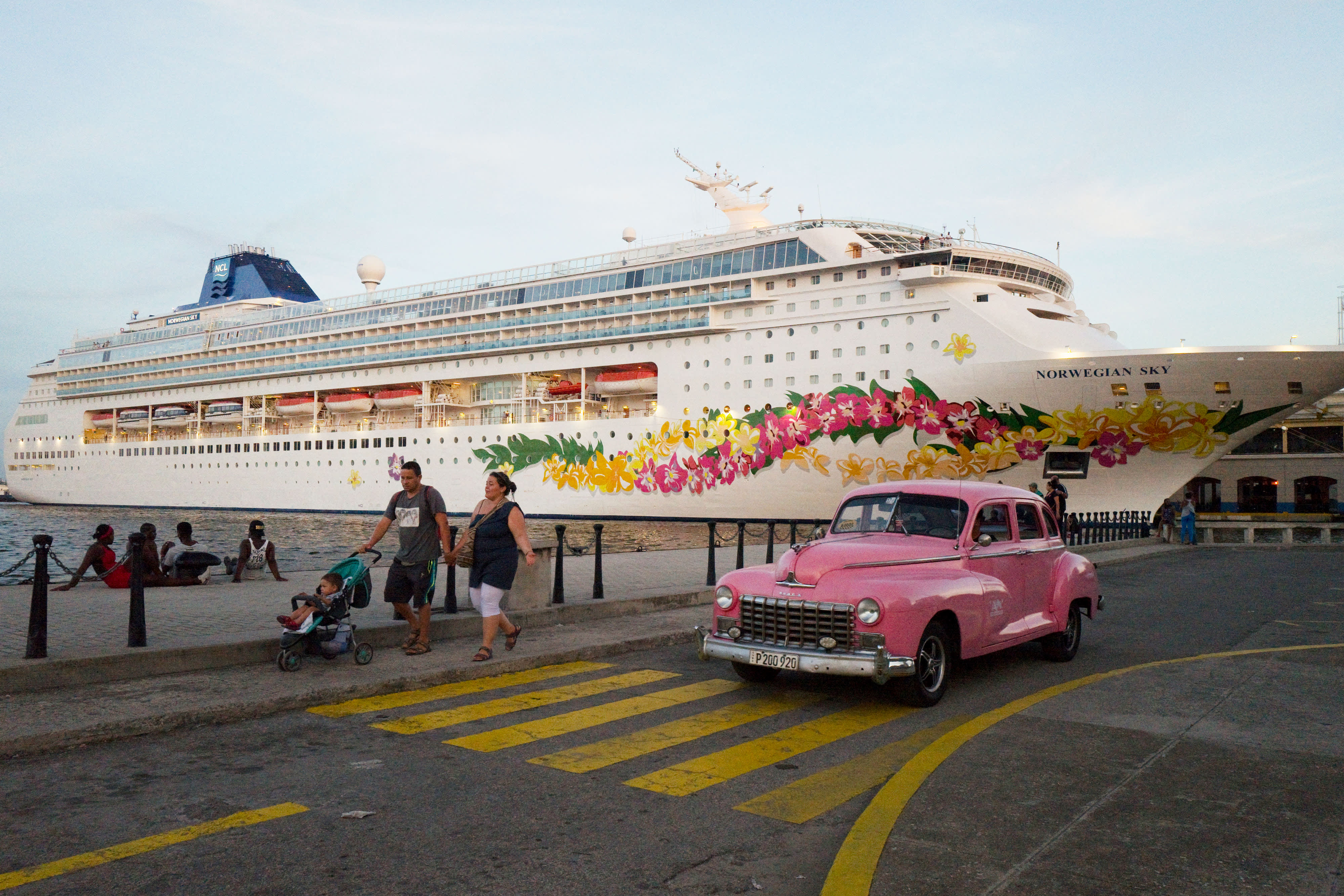 Norwegian Cruise Line says Cuba travel ban to hit 2019 ...