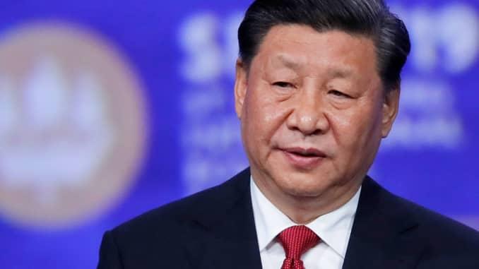 RT: Xi Jinping 190607
