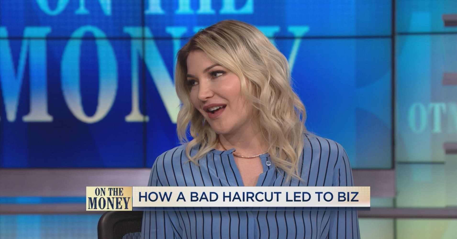 How A Bad Haircut Turned Into A Beauty Of A Startup