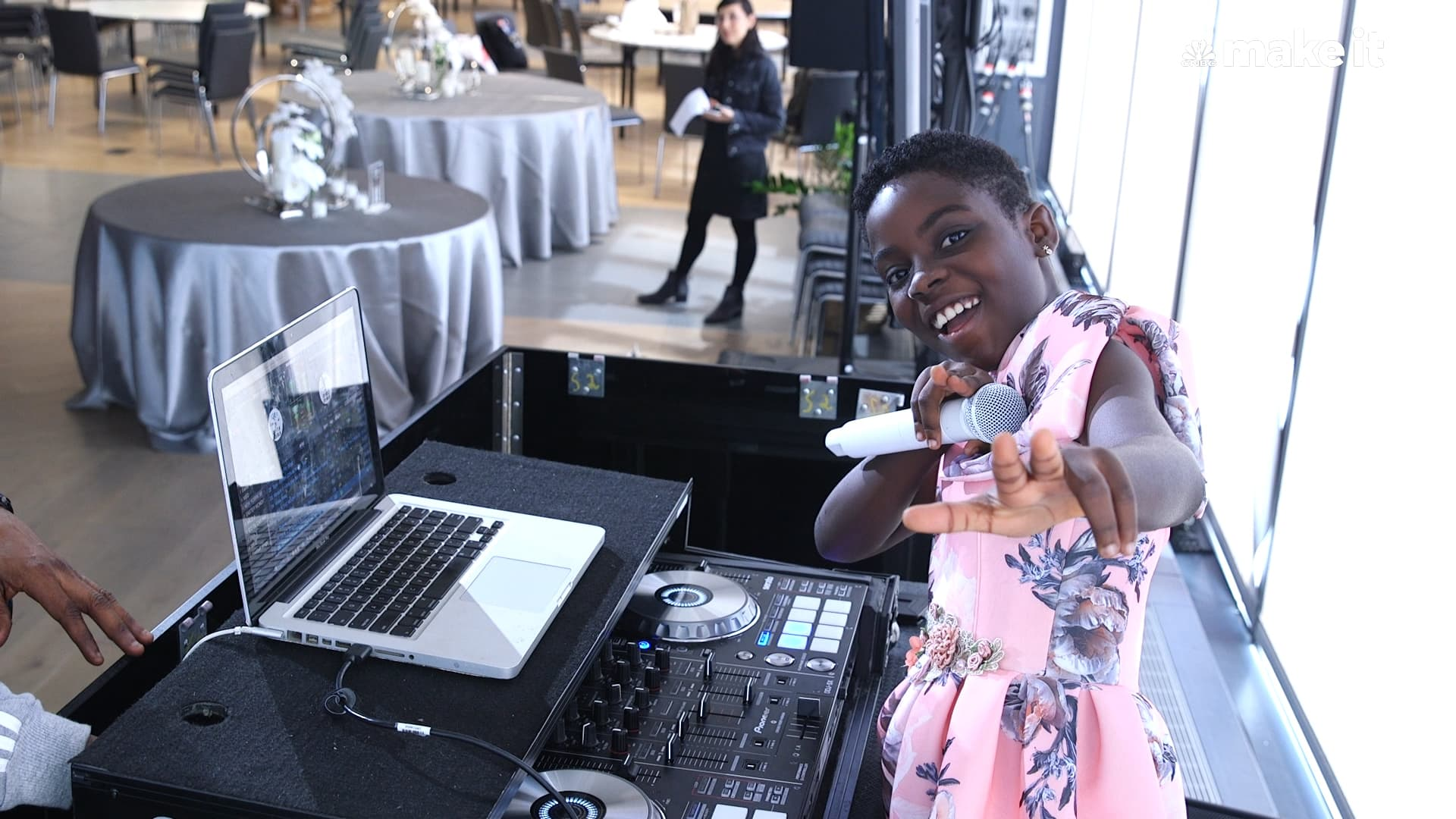 Meet the 11-year-old DJ who's caught the attention of Jay-Z and Bill and Melinda Gates
