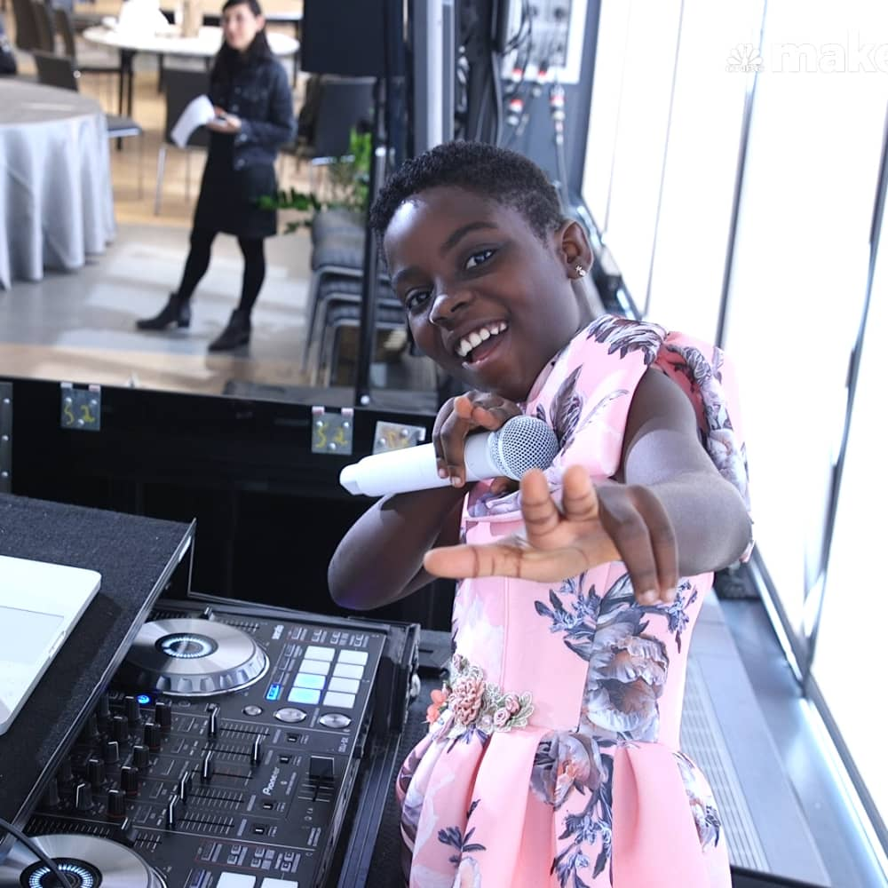 Meet the 11-year-old DJ who caught the attention of Jay-Z's Roc Nation