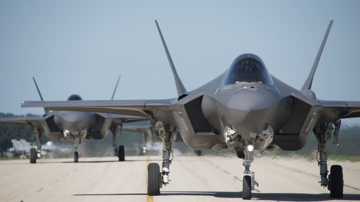 Lockheed Martin shares jump after No. 1 defense contractor posts strong results, raises forecast