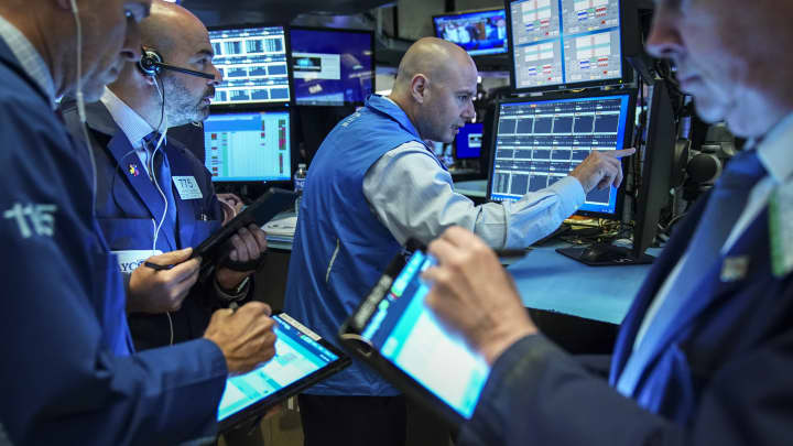 Stocks making the biggest moves midday: Korn Ferry, Beyond Meat, Advanced Micro Devices & more