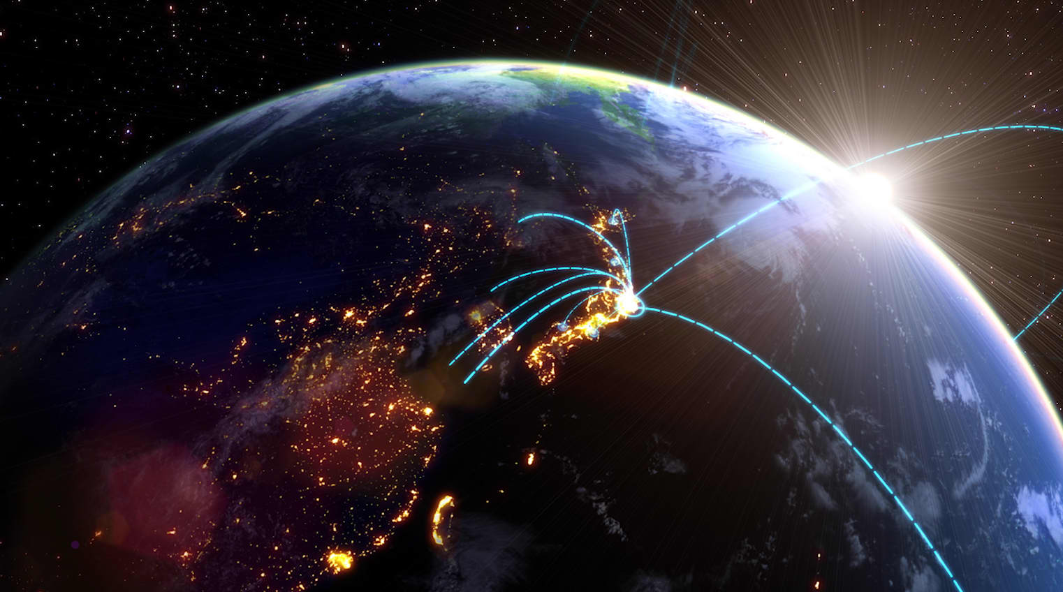 SpaceX wants to go New York to Shanghai in 40 minutes