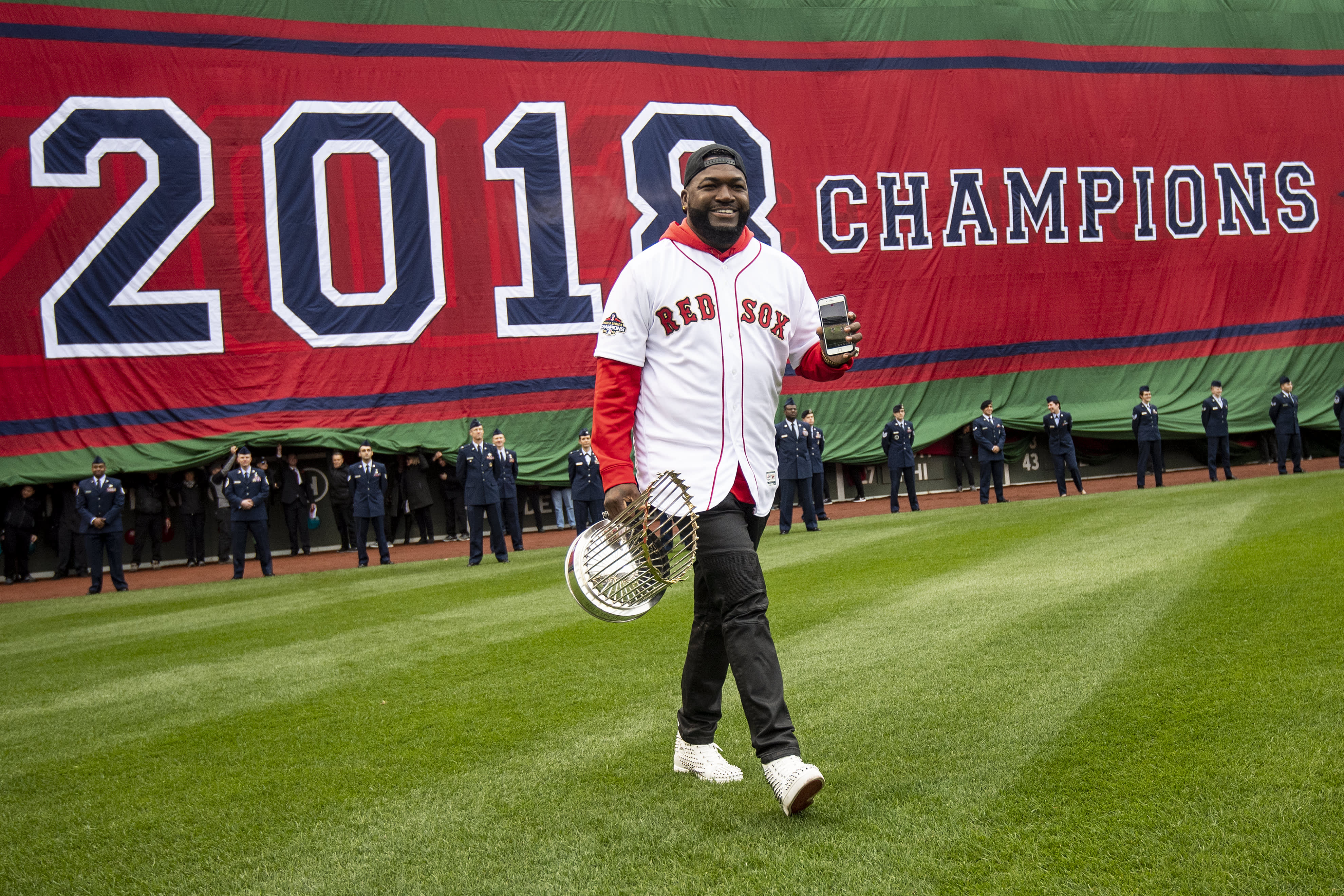 David Ortiz Shot In Dominican Republic Said To Be In Stable Condition