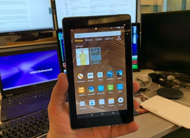Best Fire Tablet 2020 Amazon Fire 7 2019 tablet review: skip it, buy Fire HD8 instead