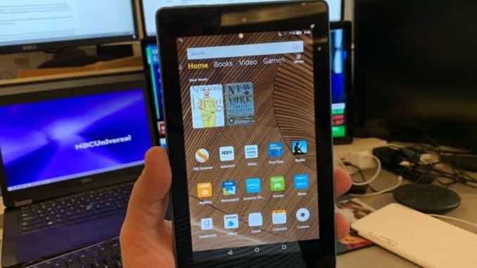 Amazon Fire 7 2019 tablet review: skip it, buy Fire HD8 instead