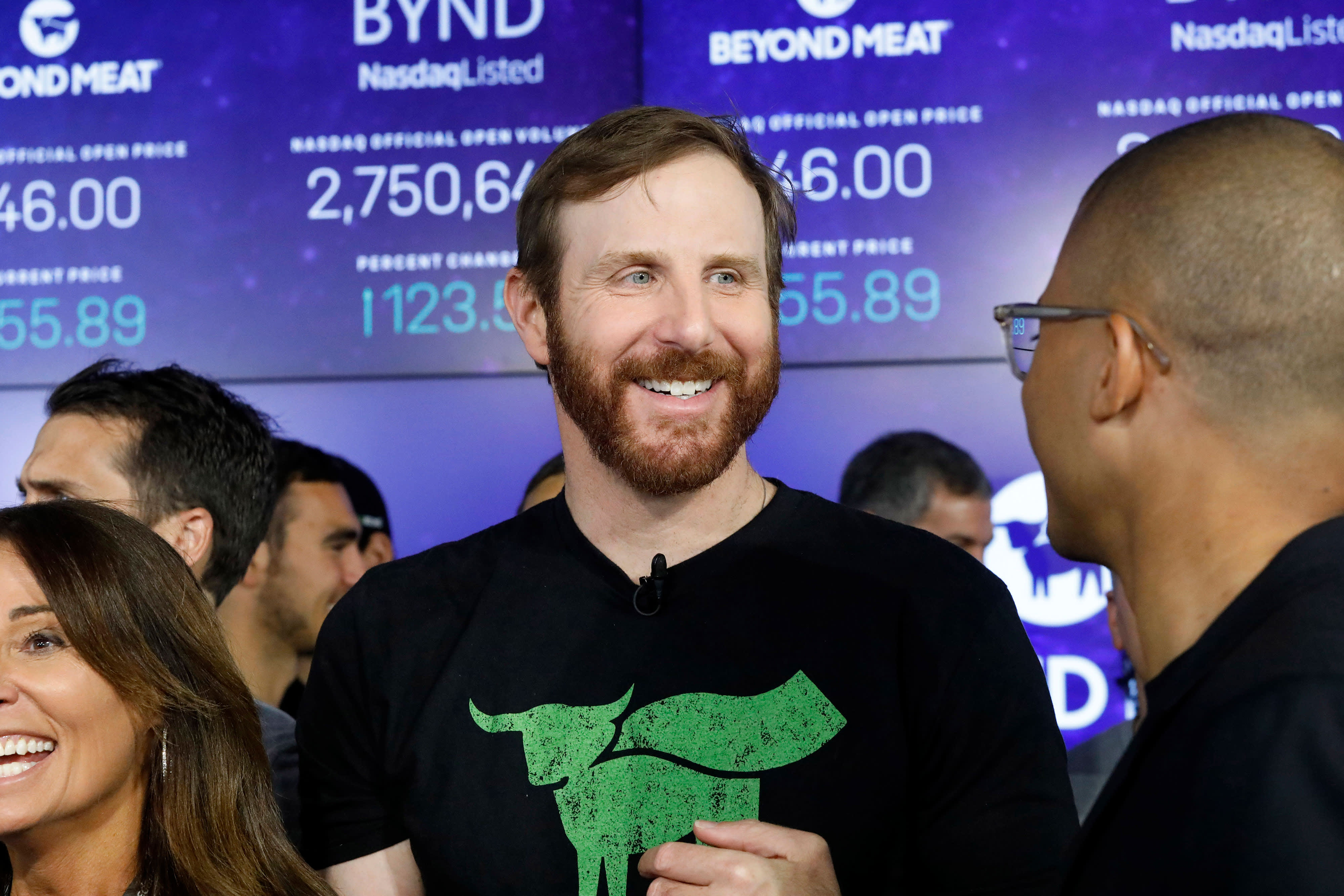 Beyond Meat short sellers lose more than $400 million as stock rockets higher