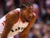Toronto Raptors star Kawhi Leonard.