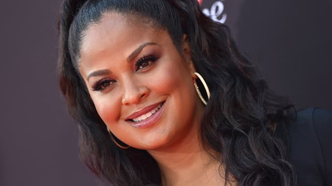 LOS ANGELES, CA - JULY 18: Former professional boxer Laila Ali attends The 2018 ESPYS at Microsoft Theater on July 18, 2018 in Los Angeles, California.