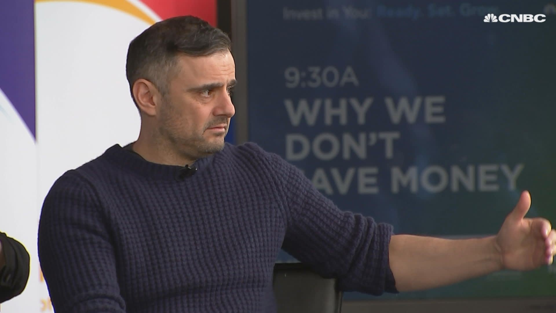 Gary Vaynerchuk: This side hustle can end debt and earn a struggling person up to $100,000 in income
