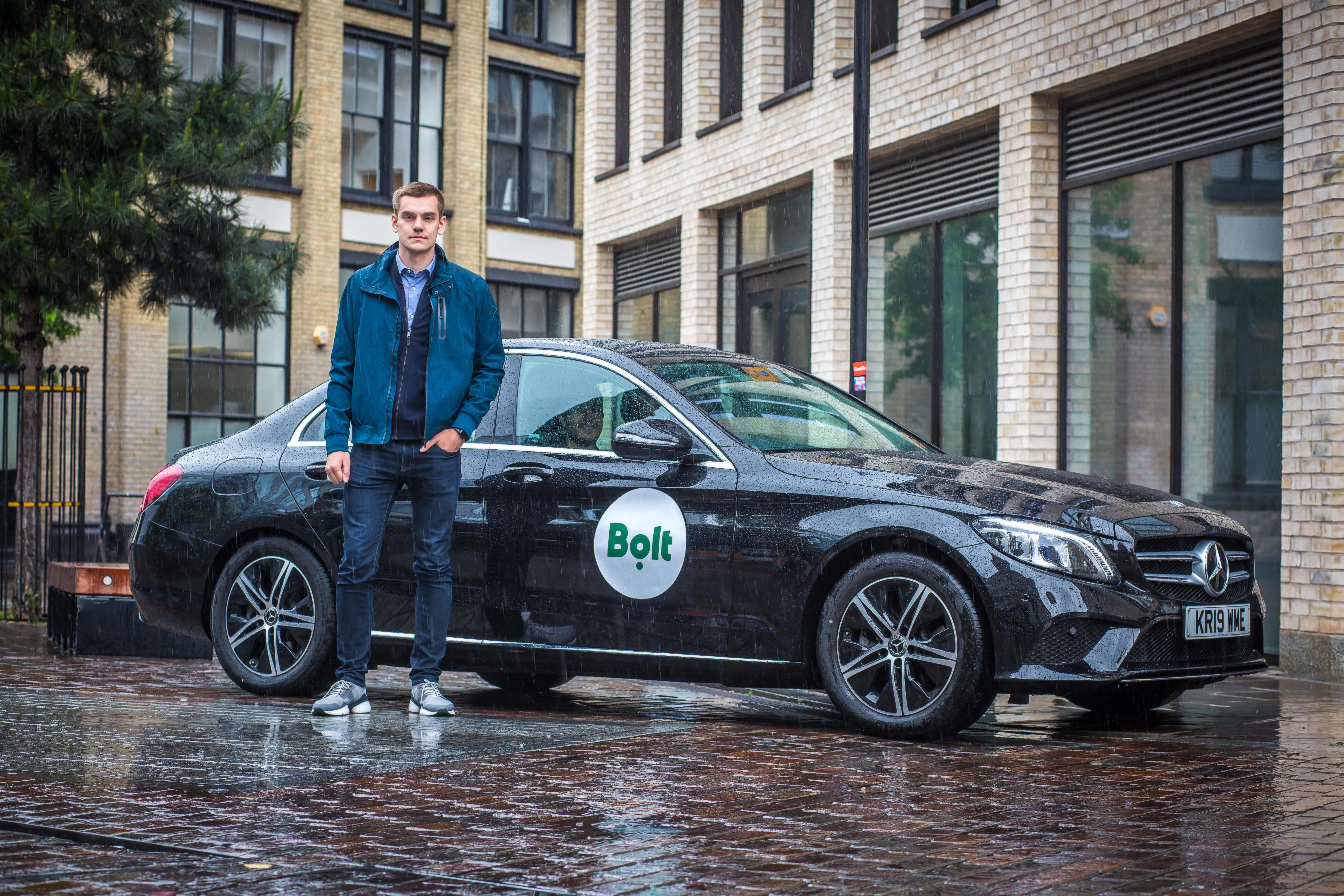 The EU is backing taxi app Bolt to help it compete with Uber