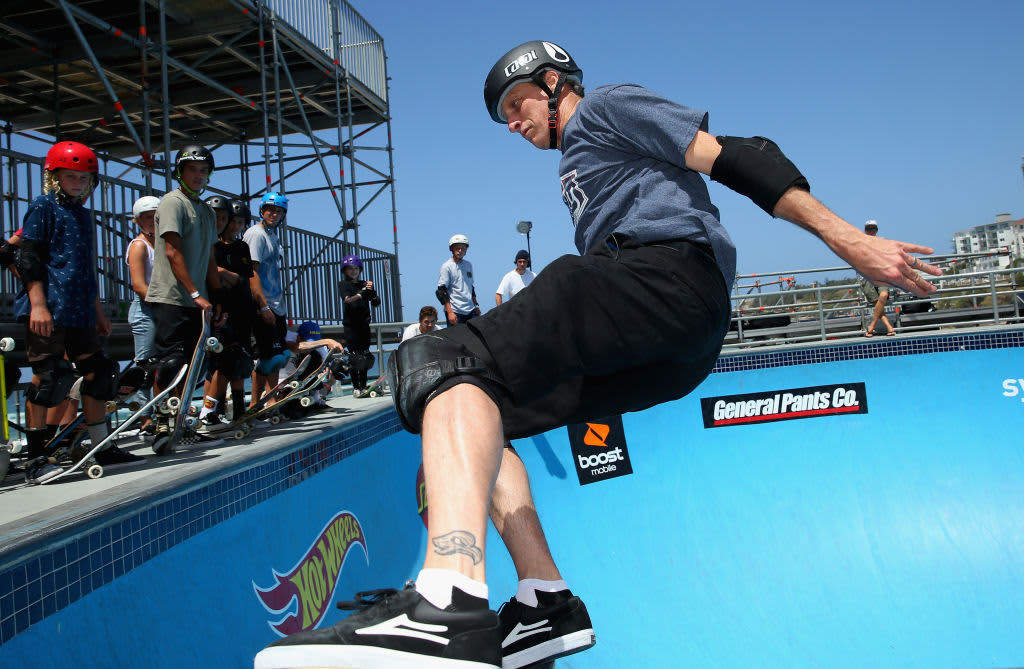 Tony Hawk turned down a $500,000 royalty check in his 20s — here's why