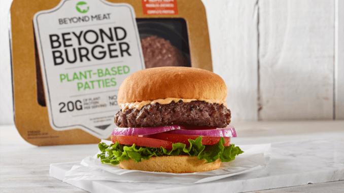 HO Beyond Burger meatier burger