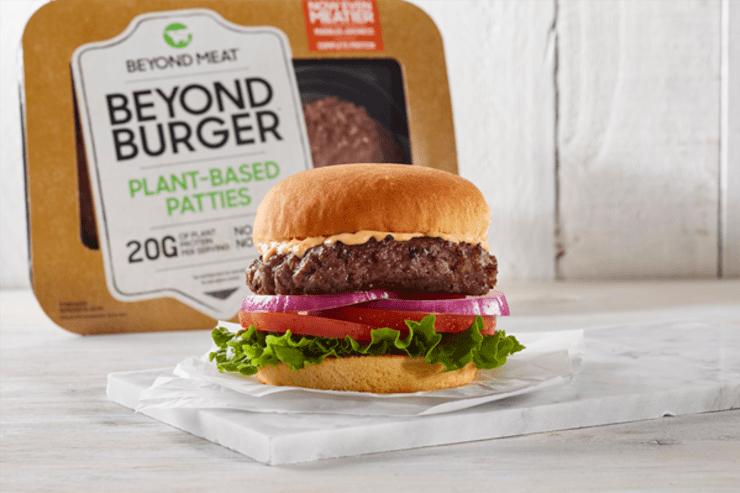 H/O: Beyond Burger meatier burger
