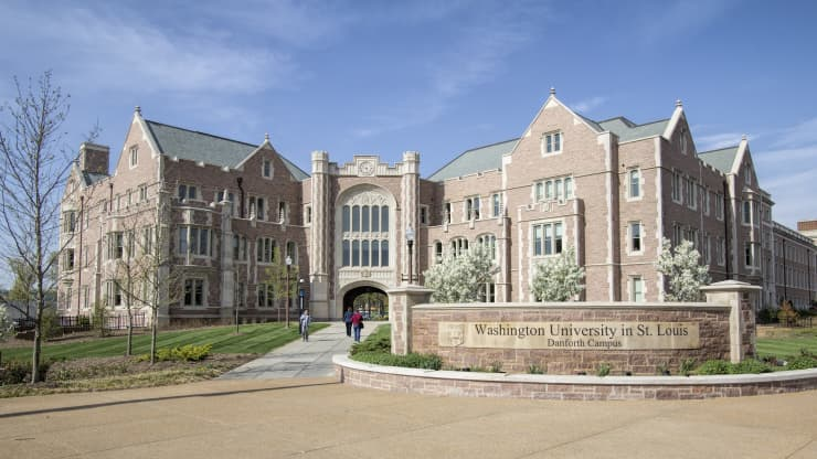 GP: Washington University in St Louis