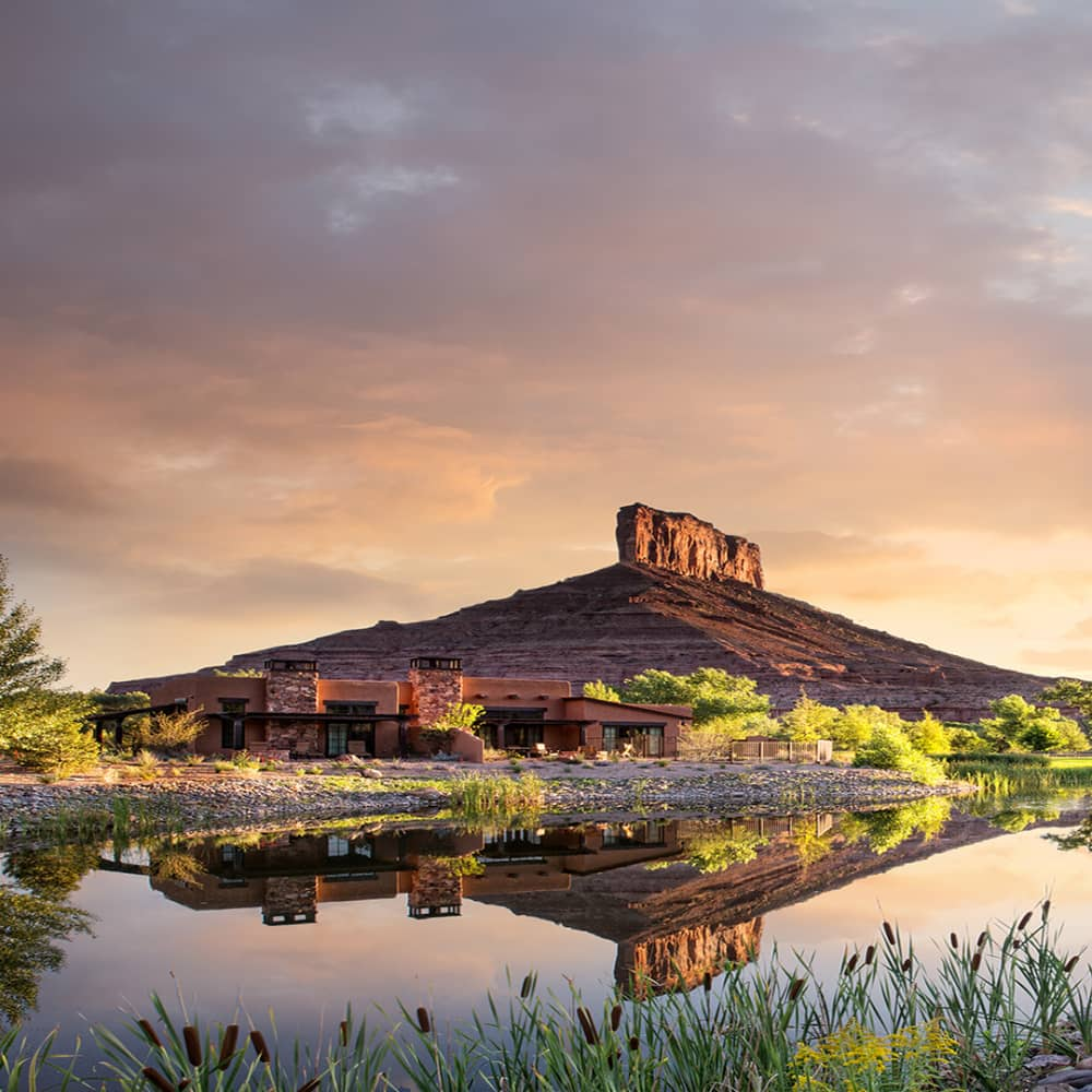 Look inside Discovery Channel founder's $279 million ranch and resort