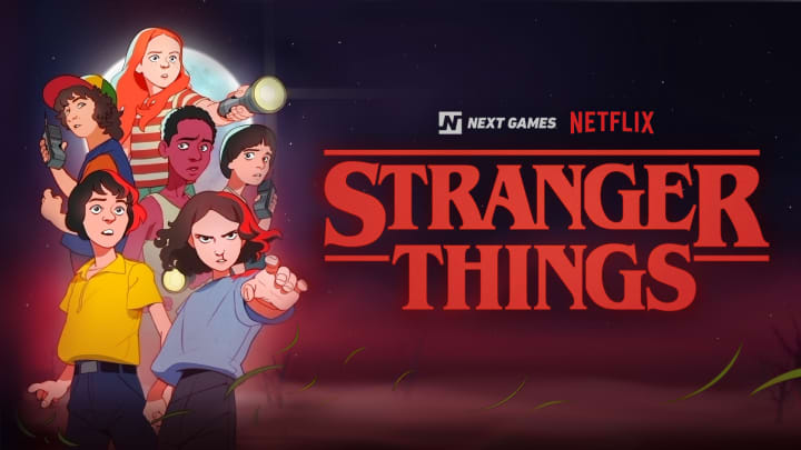 Netflix is planning a mobile game based on the Stranger Things universe for 2020