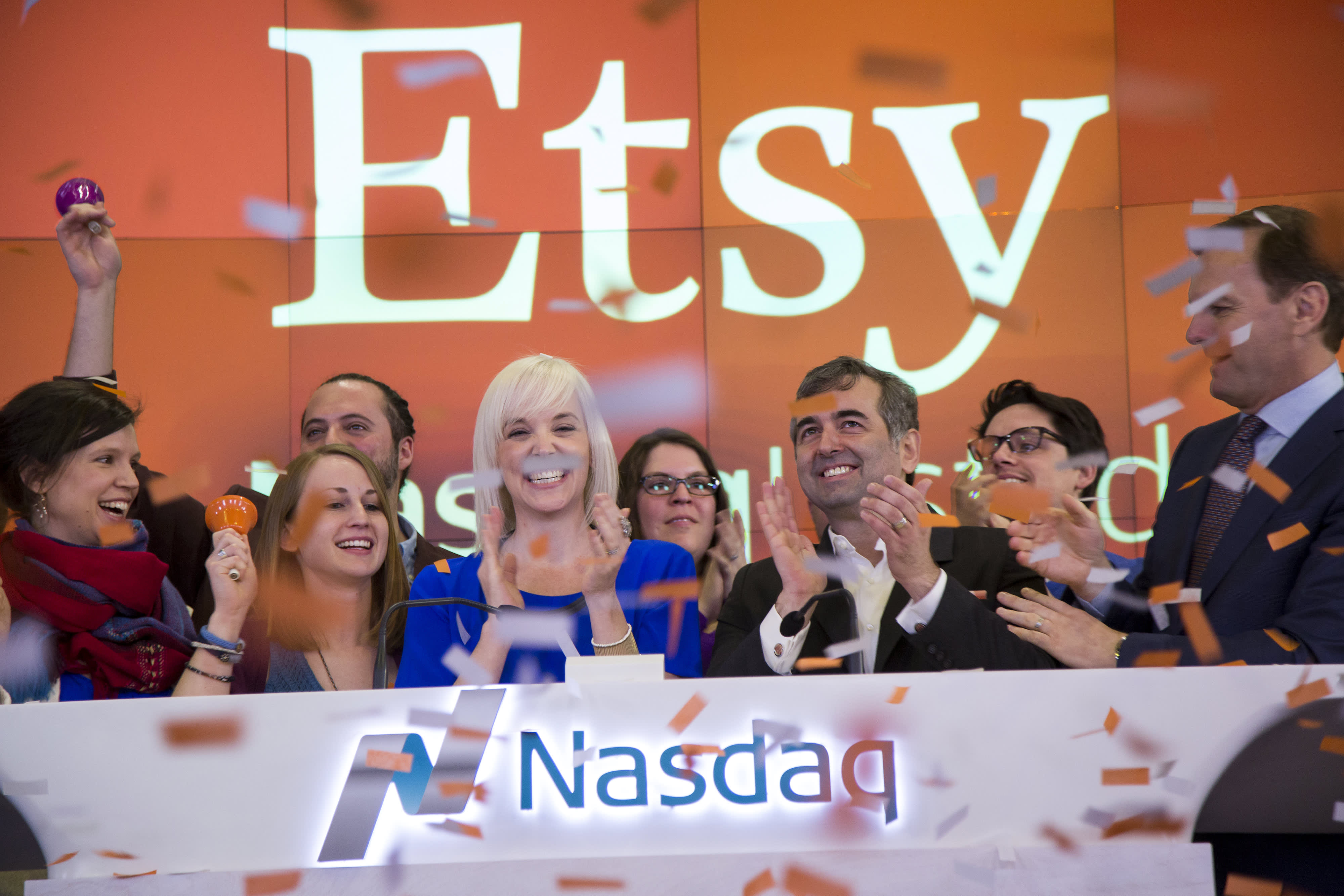 Here are the biggest analyst calls of the day: Slack, Etsy, Target, Toll Brothers & more