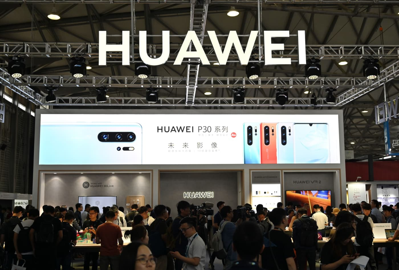 Huawei says US push to create a 5G rival 'would be a challenge'