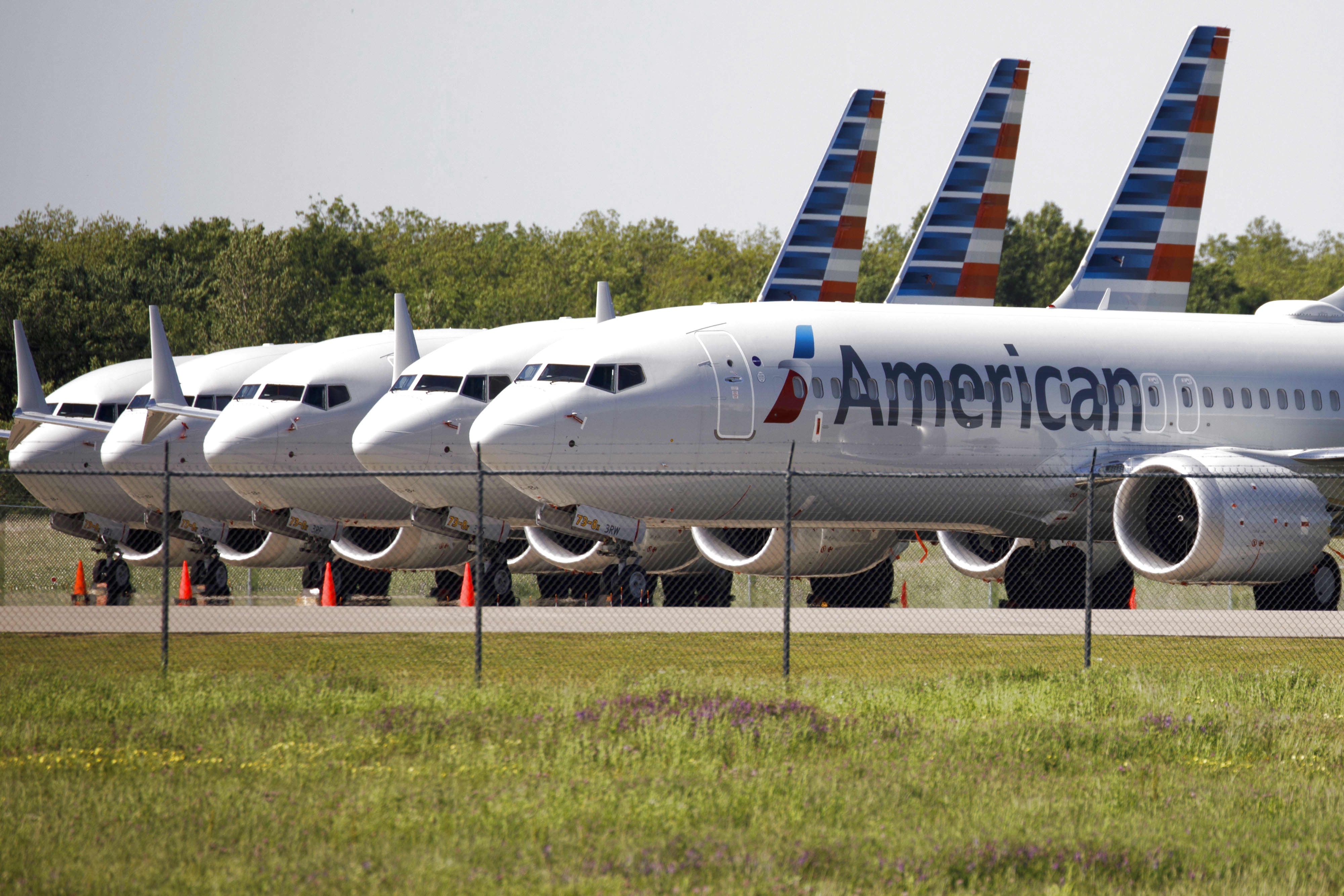 American Airlines starts Boeing 737 Max flights to boost confidence in jets after fatal crashes