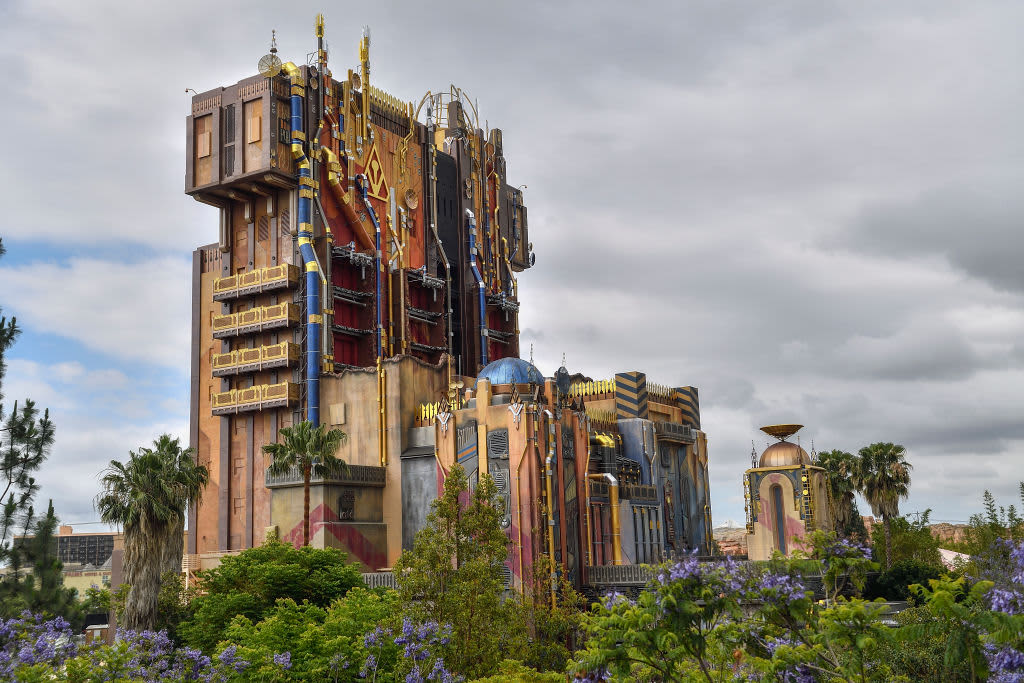 Disneyland scores permits to build microbrewery, retail shop and meet-and-greet area at Marvel park expansion