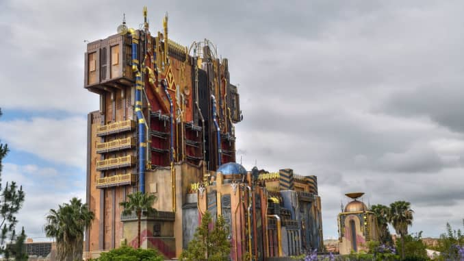 Disneyland scores permits to build Marvel inspired theme
