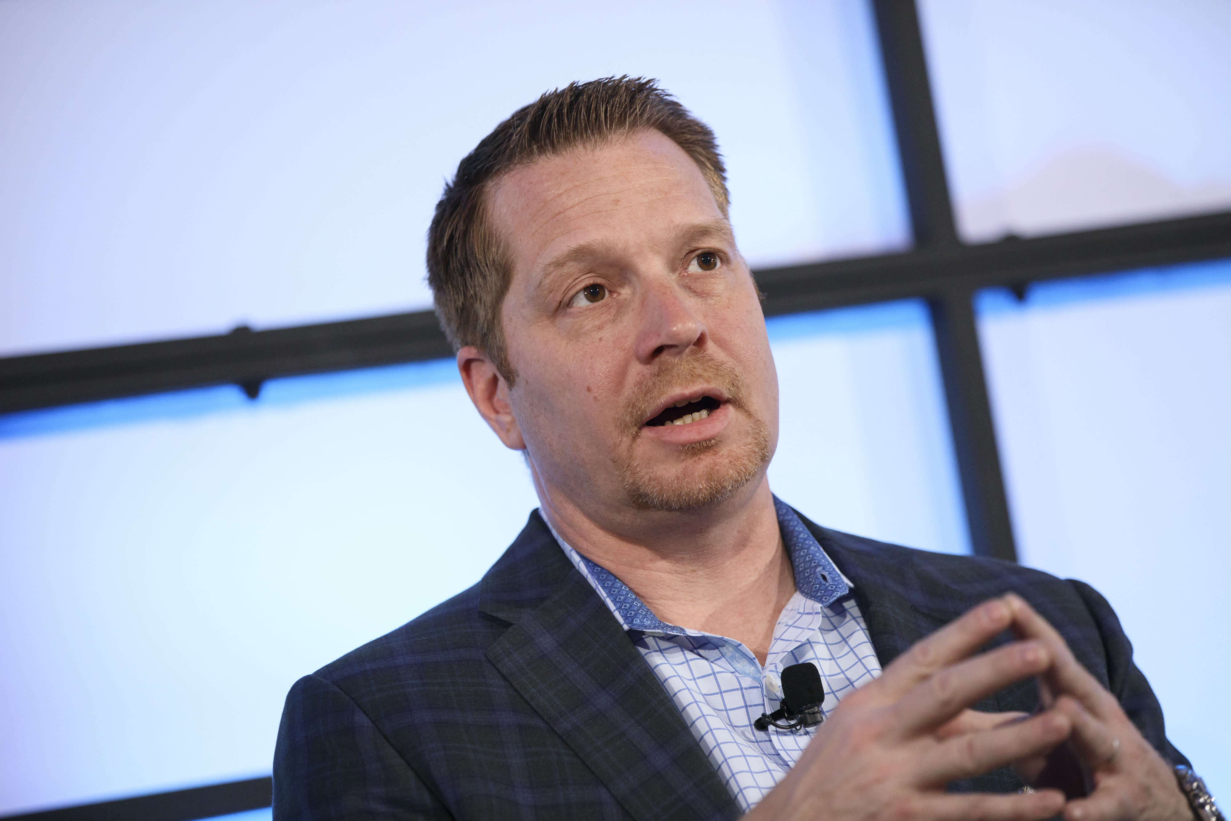 CrowdStrike stock jumps after beating expectations in its first earnings report