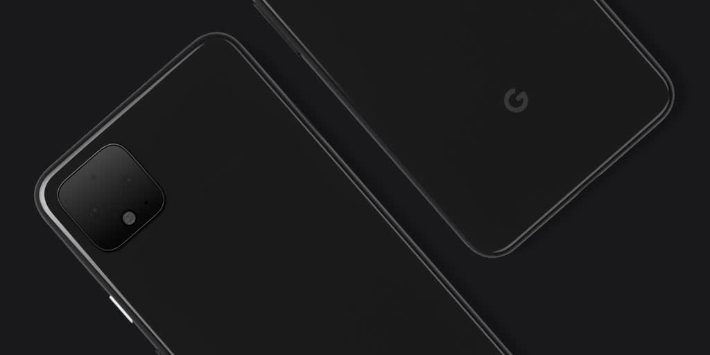 Google just teased fans with a picture of its next phone, the Pixel 4.