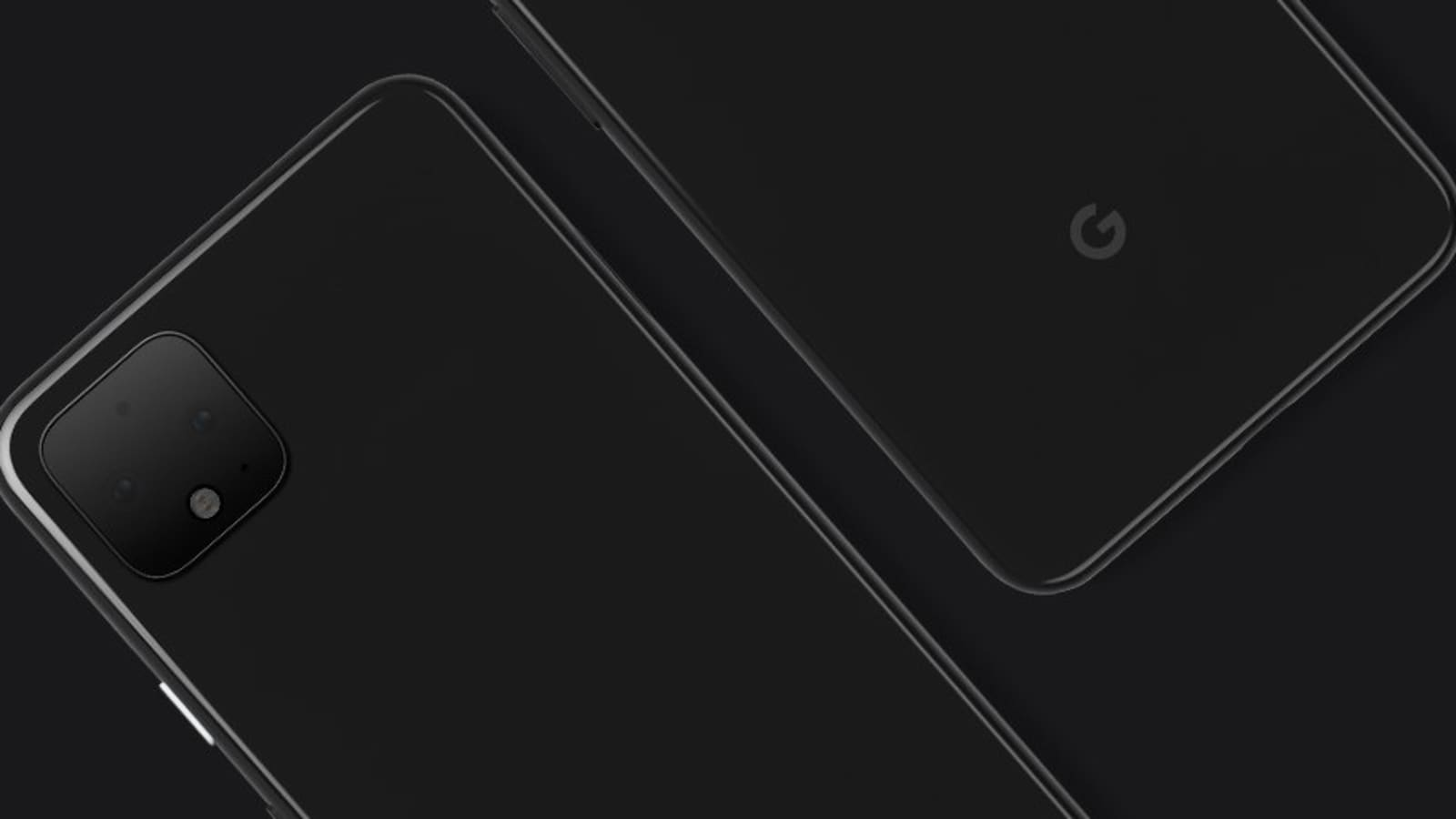 Google Pixel 4 Picture Published By Google On Twitter