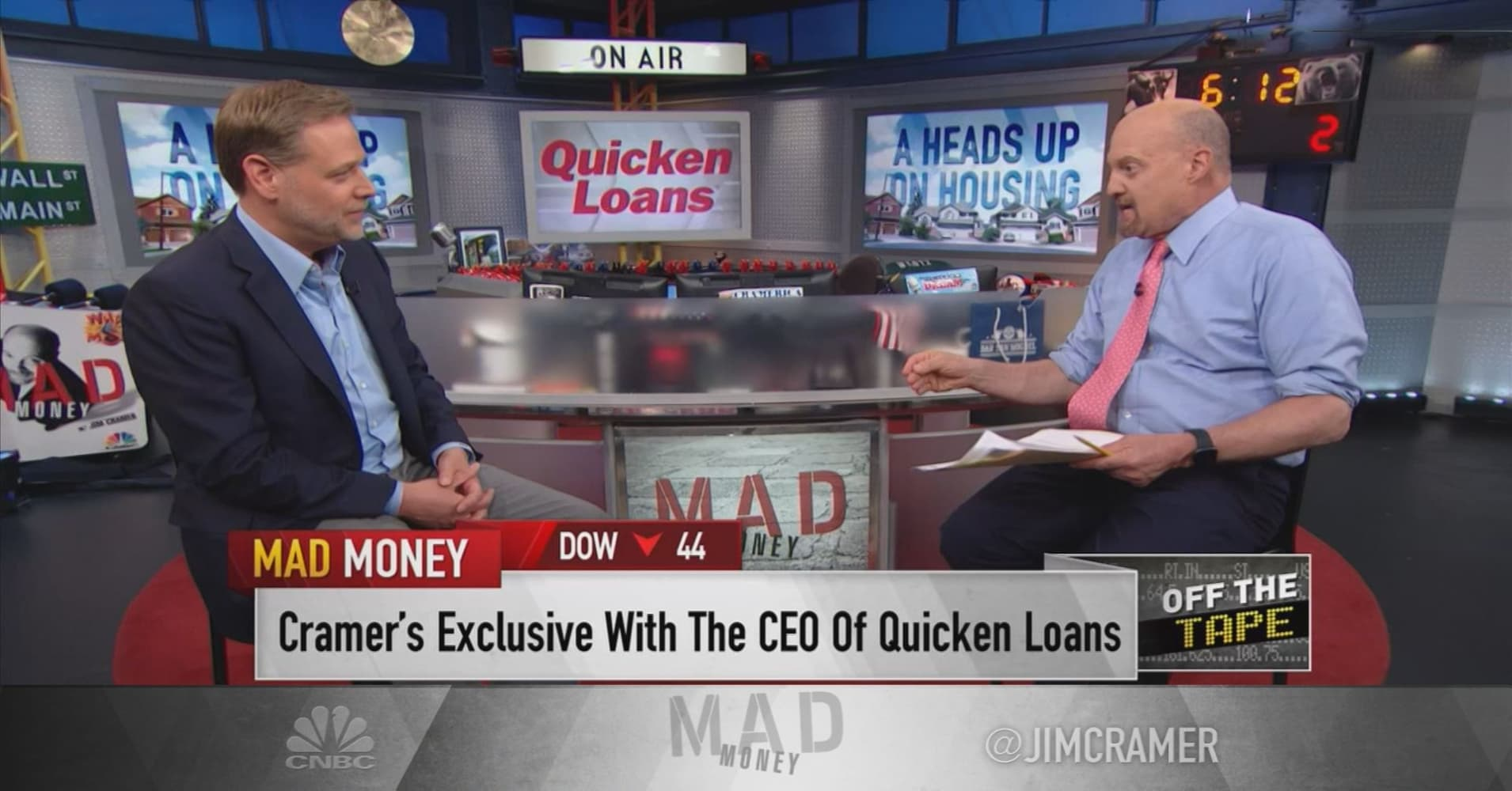 Hr Block Christmas Loan.Mortgage Lender Quicken Loans Sees Record Loan Volumes
