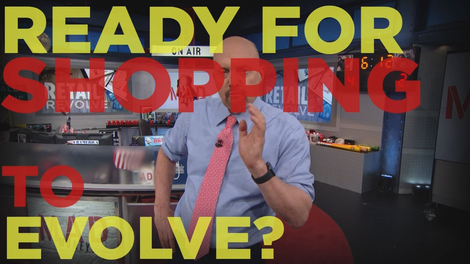 Cramer Remix: Put new IPO Revolve on your shopping list
