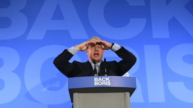 Premium: Tory leadership race