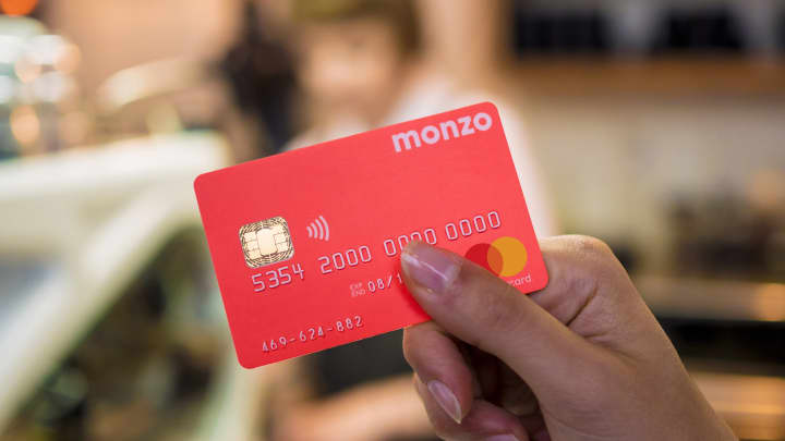 UK app-only bank Monzo launches in the US to take on America's financial giants