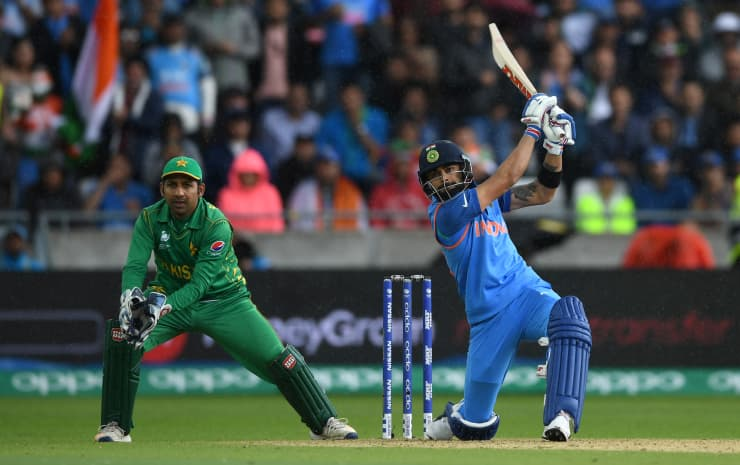 GS: India v Pakistan - ICC Champions Trophy 2017