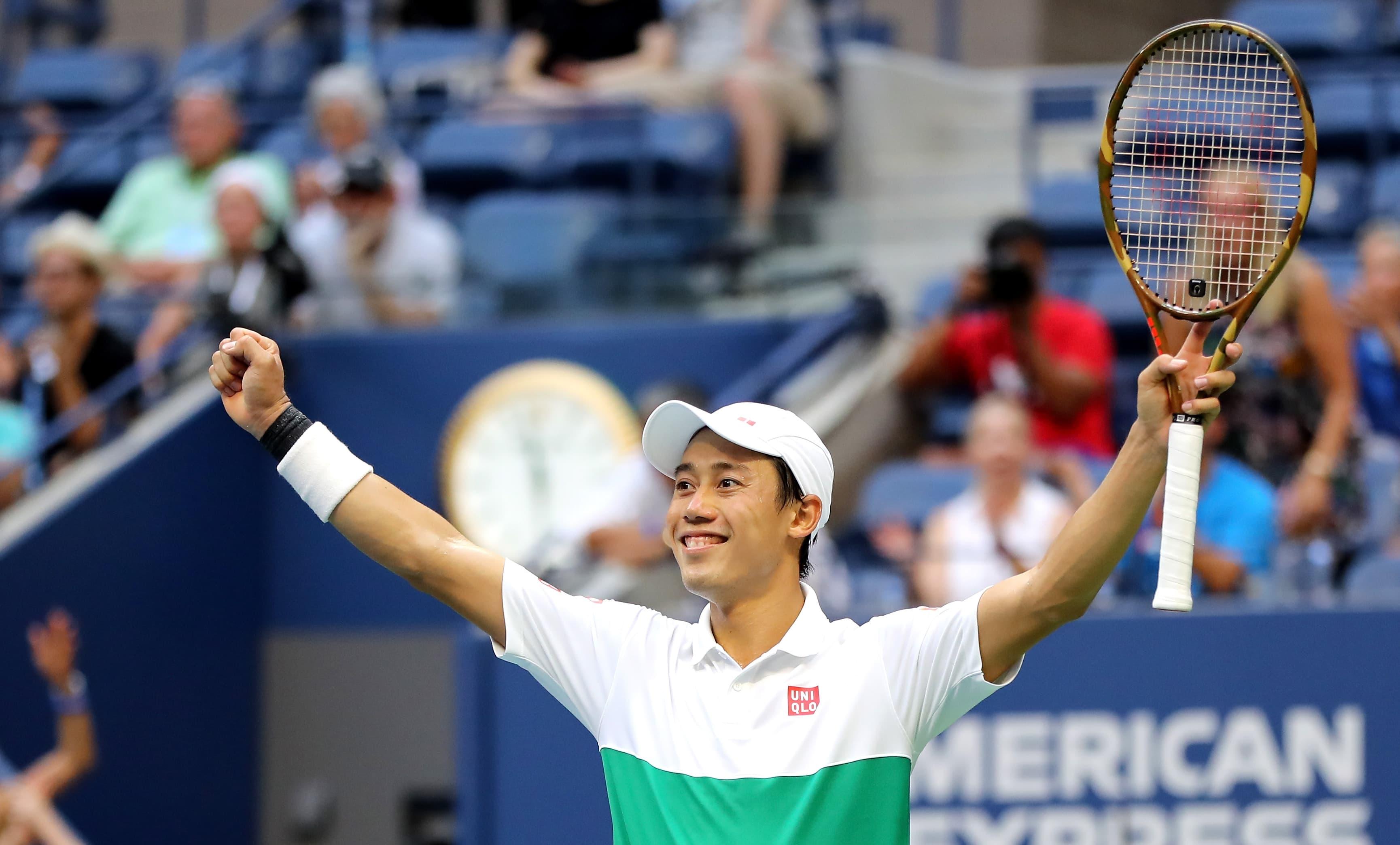 Nishikori joins Federer, Djokovic as highest-paid tennis players: Forbes