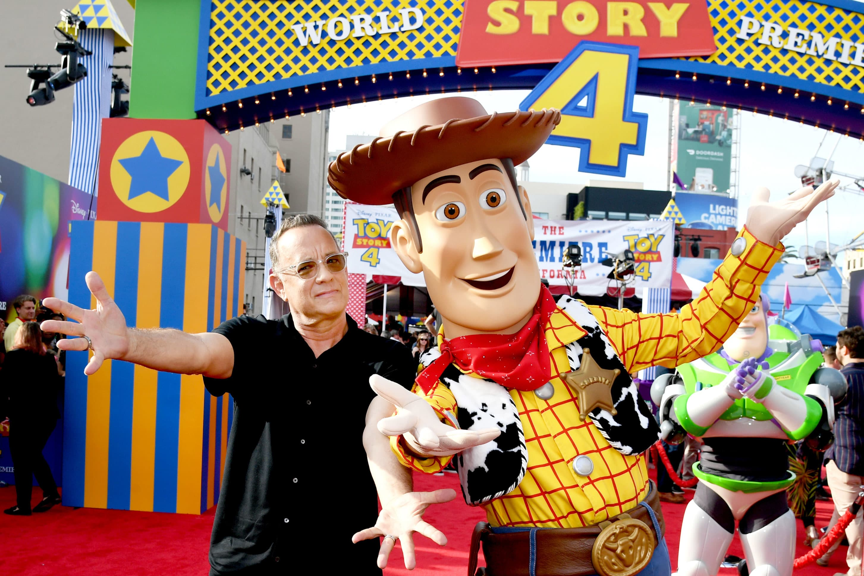 'Toy Story 4' tops $1 billion globally, becomes 5th Disney movie to hit billion-dollar benchmark this year