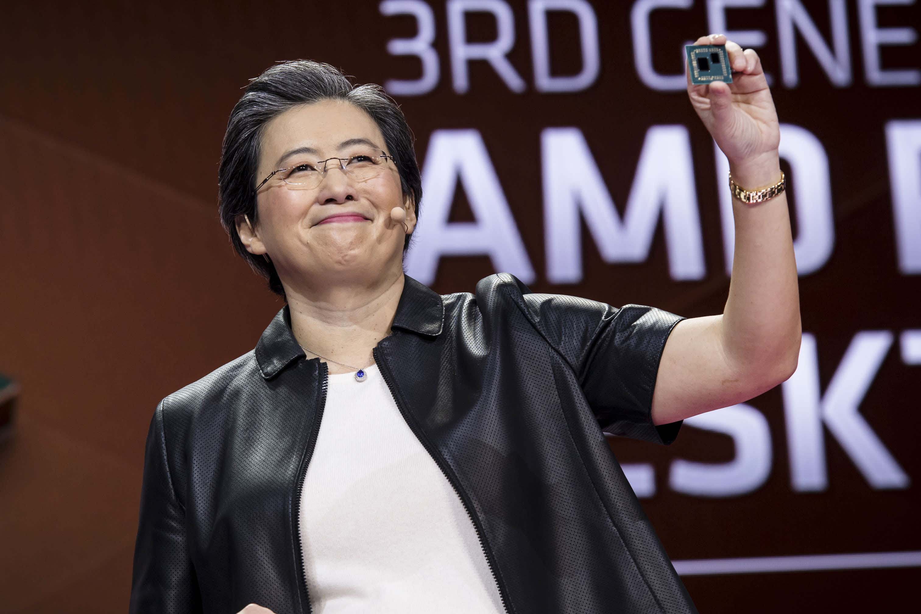 Hottest stock of 2019 AMD is on the move again after upgrade
