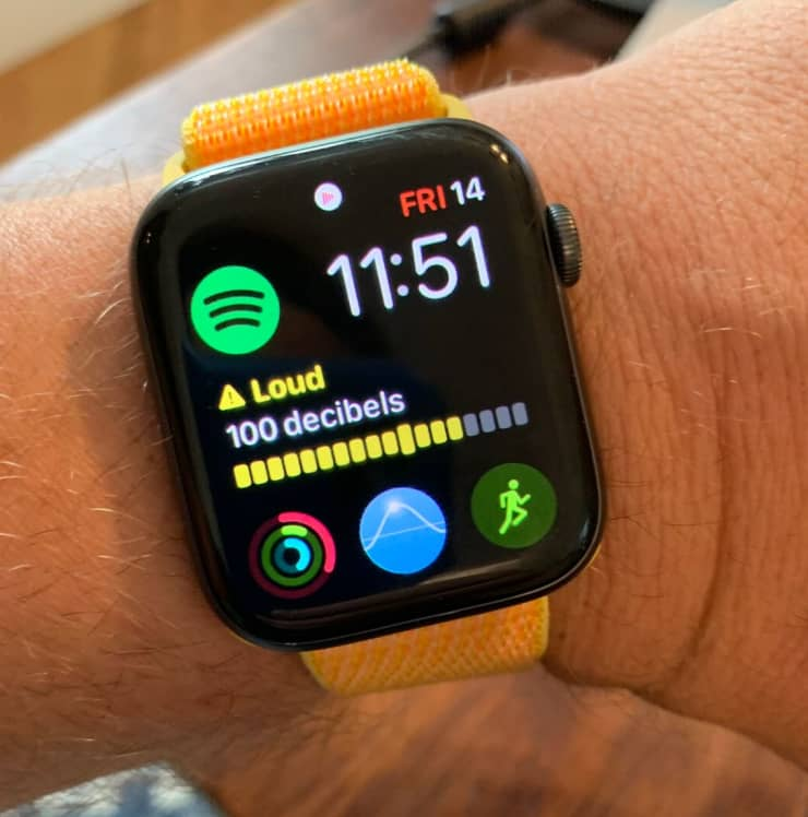 CNBC Tech: Apple Watch watchOS 6 noise 2