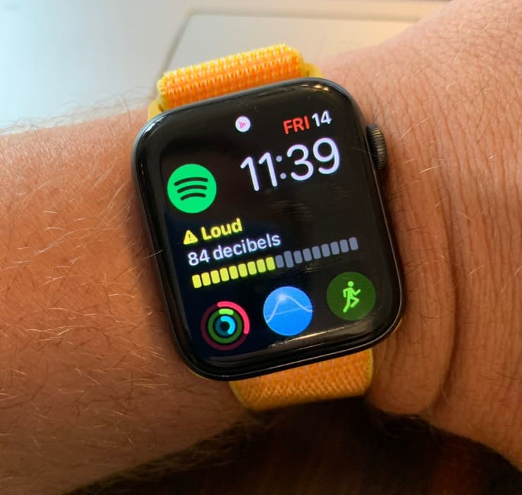CNBC Tech: Apple Watch watchOS 6 noise 3