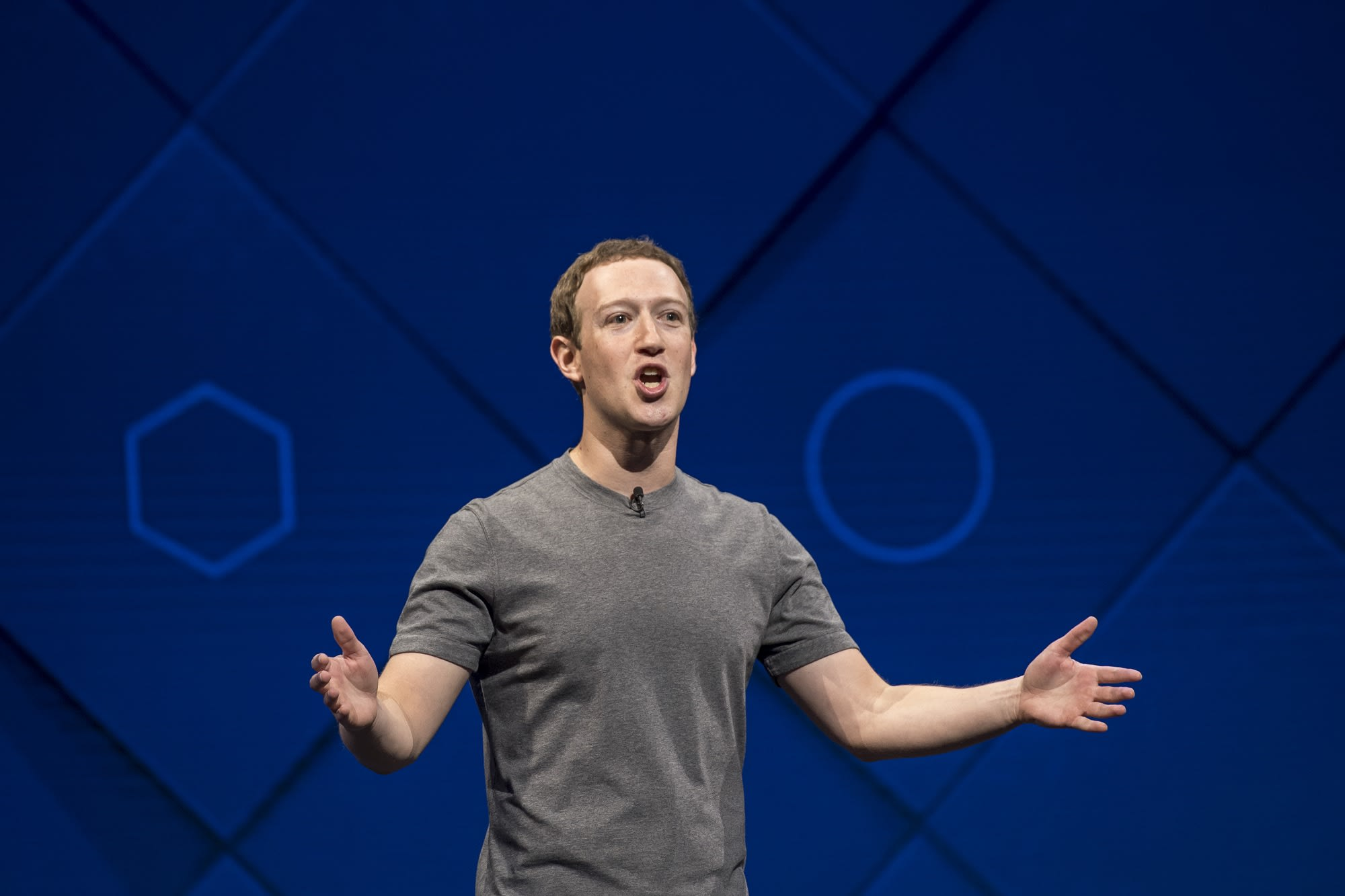 Facebook shuts down an influence campaign it claims was tied to Saudis