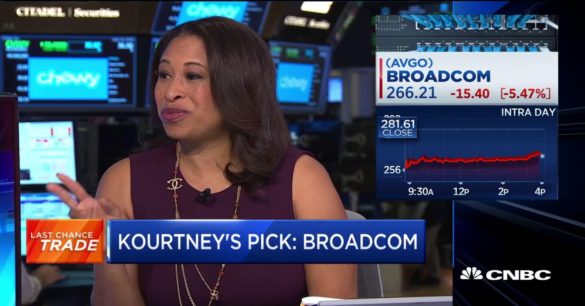 Why Loop Capital's Kourtney Gibson is bullish on Broadcom