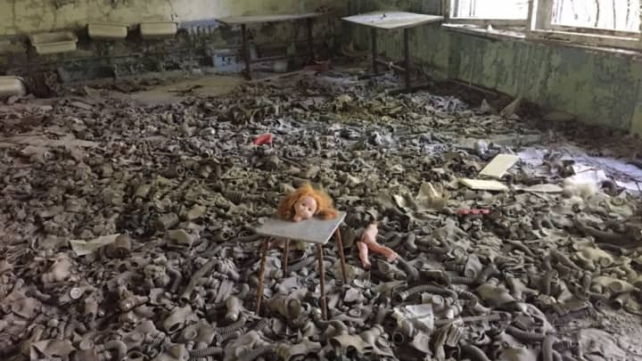 I traveled to the Chernobyl Exclusion Zone—here's what it was like